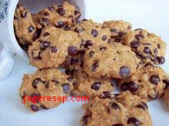 Resep Cara Membuat Kue Good Time Choco Chip Cookies Praktis