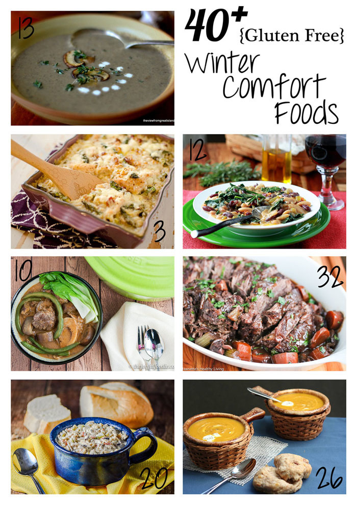 40+ Gluten Free Comfort Food Recipes