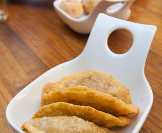 Mexican Caramel Apple Empanadas Recipe
