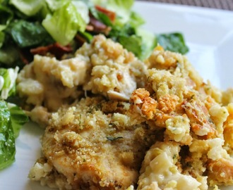 Crock Pot Chicken & Stuffing