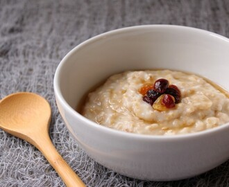 Create-Your-Own Overnight Oatmeal #SundaySupper