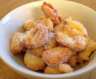 Ricotta Fritters