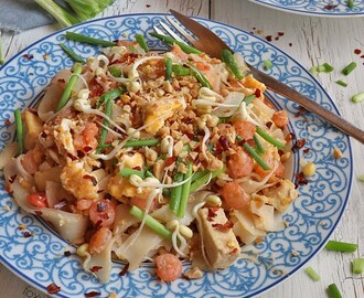 Pad Thai Easy Recipe