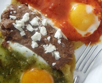 Huevos divorciados | Recetas que cocinar | Pinterest | Mexicans, Food and Mexican recipes