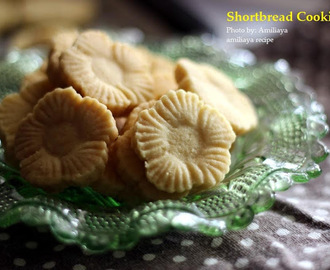 Shortbread Cookies 牛油酥饼