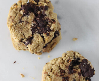 Astro Chocolate Chip Cookies