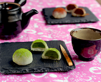 Mochi Chocolates Recipe