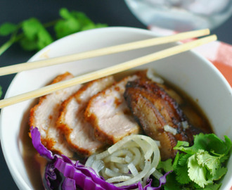 "Pork Belly ""Ramen"" Noodle Bowl {paleo & AIP}"