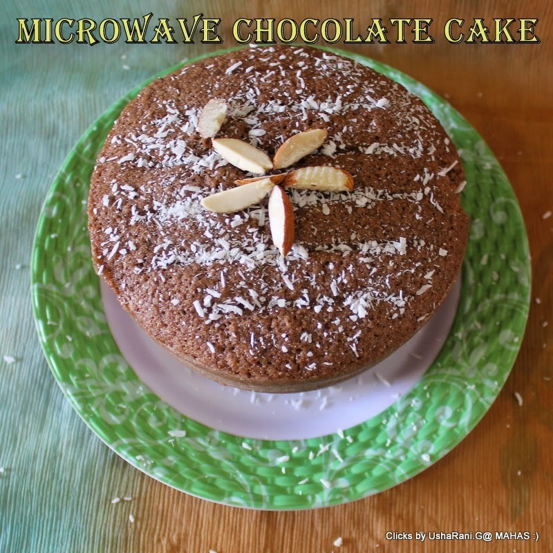 5 Minutes Microwave chocolate cake/ Easy tasty chocolate cake in 5 minutes/one bowl wheatflour chocolate cake/step by step pictures