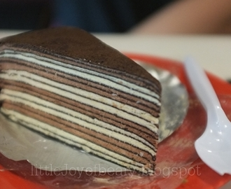 First Love Patisserie - Hokkaido Thousand Layer Cake