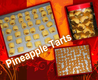 黄梨酥(Pineapple Tarts)