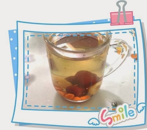 红枣茶 Red Dates Tea