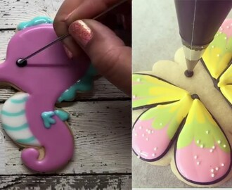 AWESOME Cookies Art Decorating Ideas  #CookiesDecorating Compilation 2018