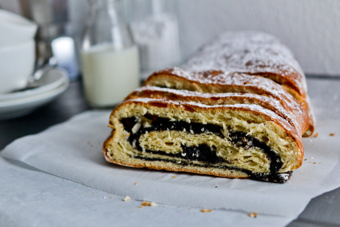 Austrian Poppy Seed Strudel | Mohnstrudel