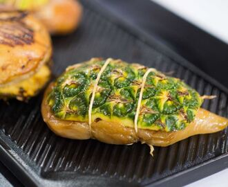 Grilled Pineapple Chicken Breasts - TODAY.com