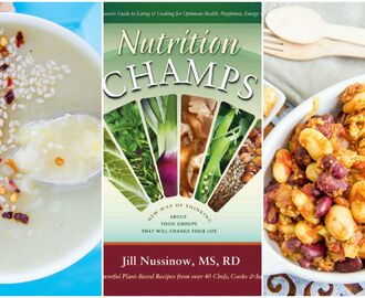 Jill Nussinow's ebook Nutrition CHAMPS: Review + Worldwide Giveaway!