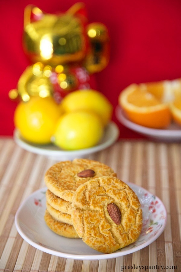 Comment on Chinese New Year Almond Cookies by Celebrating Chinese New Year with your family | Baby Montgomery