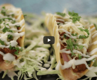 Chole Tacos Recipe Video