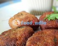 Vegetable Cutlet Recipe | Instants Homemade Snacks Chaat Recipe