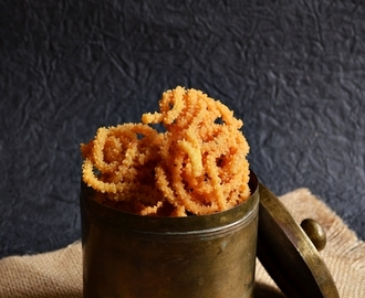 Potato murukku recipe | Easy potato chakli recipe