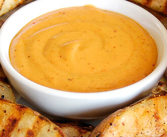 Beer Cheddar Cheese Sauce