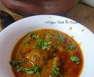 Malvani Chicken Curry/Malwani Chicken Curry Recipe/Malvani Kombdi Rassa