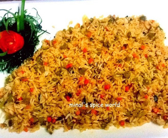 Schezwan Fried Rice- Indian Style