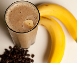Resep Banana Coffee Smoothie