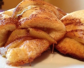 Easy Apple Crescent Rolls Recipe