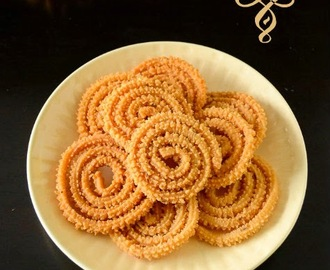 Oats Murukku Recipe | Oats Pottukadalai Murukku
