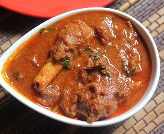 Spicy Mutton Curry Recipe / Basic Lamb Curry Recipe