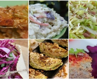 30 Cabbage Recipes