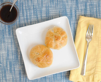 Daring Bakers: Baked Pork Siopao