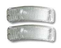 Blinkers Vit Audi 80 Coupe and Cab