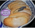 Delicious Summery Lavender Shortbread