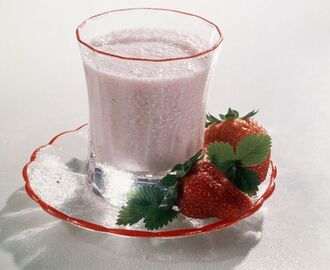 High Protein Shake With Berries Recipe