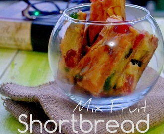 Mix Fruit Shortbread