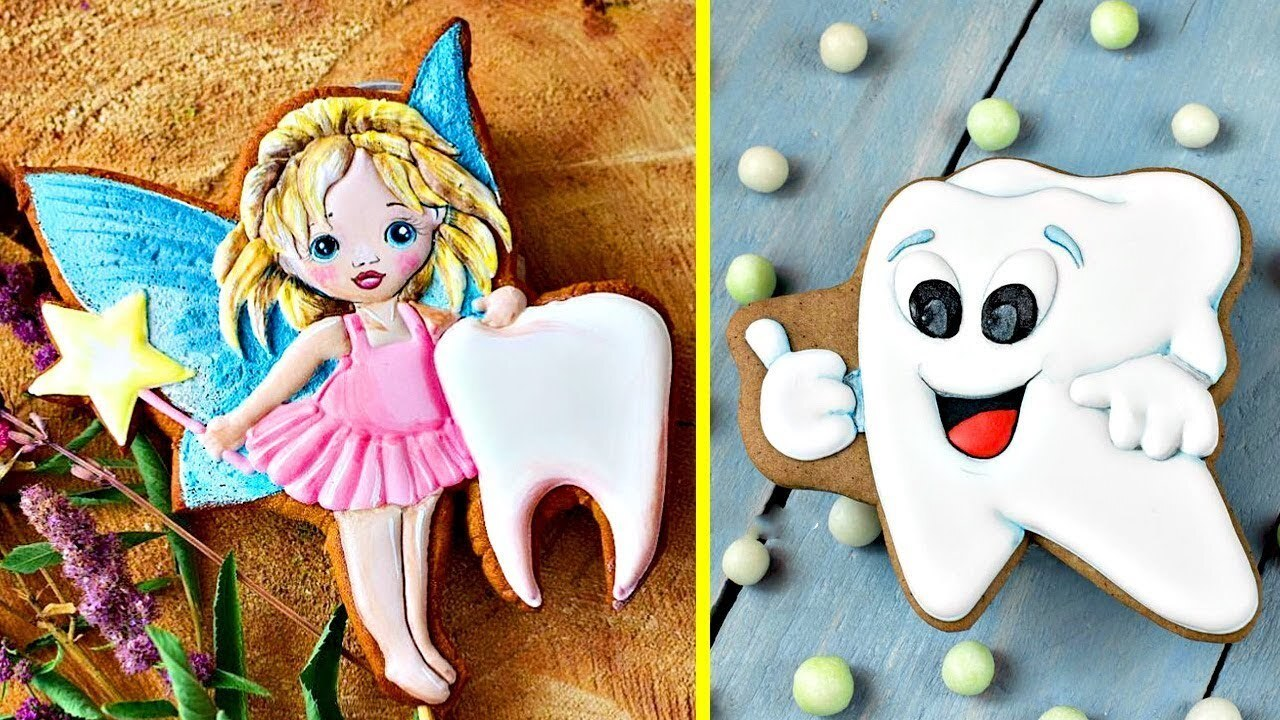 The Best Easy Cookies Decorating Ideas 2018 | Yummy Cookies In The World