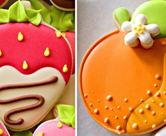 Easy Cookie Ideas | Learn How To Decorate Yummy Cookies