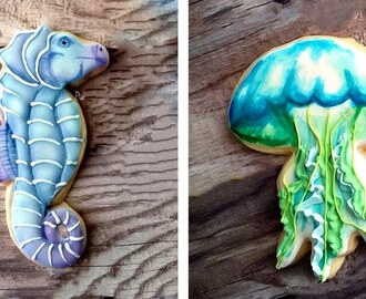 Yummy Cookies | Easy Cookies Decorating Ideas With Animals 2018