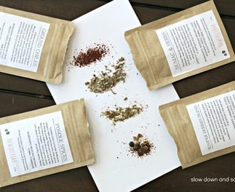 *GIVEAWAY* | Raw Spice Bar Subscription for 2 months!