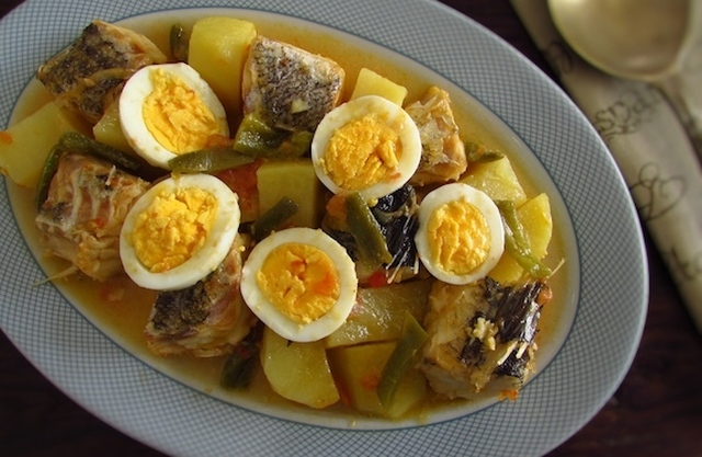 Cod with eggs | Food From Portugal