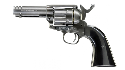Colt Single Action Army .45-3,5 - Custom Shop Edition, 4,5mm Steel BB