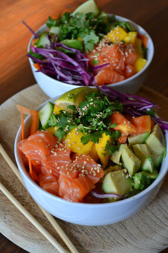 Hawaiian Poke Bowl (Deutsch & English)