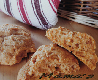 Mama's Sweet Potato Biscuits