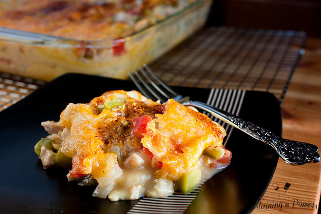 King Ranch Chicken Casserole + Meal Plan Monday Week 10