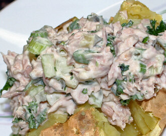 Tuna Salad – Paleo/AIP/Egg-Free