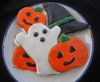 Halloween Cookies (galletas para Hallowenn)