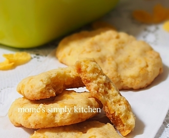 Resep Cornflakes Butter Cookies