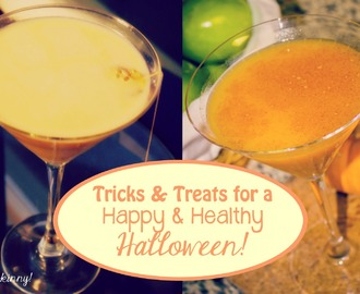 Happy & Healthy Halloween: Tricks & Treats!